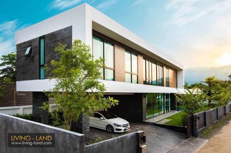 Modern house for sale in Mae Rim, Chiang Mai